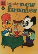 Vintage Children's magazine cover poster - walter Lautz, New funnies